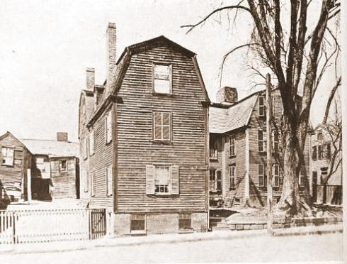 Thomas Ruck House Mill Street Cousins