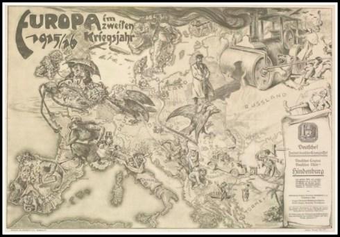 Europa 19151916 IWM