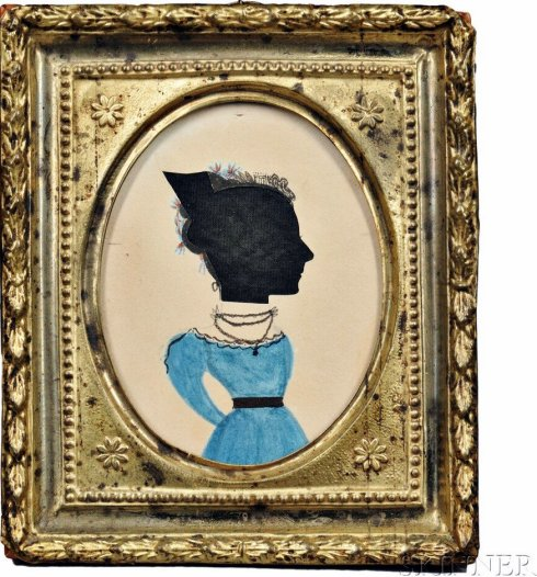 Puffy Sleeve Artist Skinner Americana Auction
