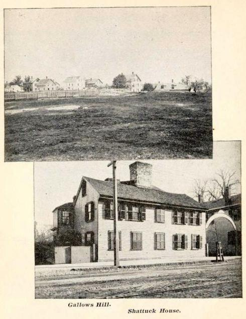 Shattuck House and Gallows Hill