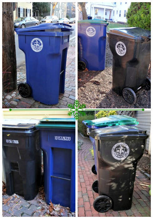 Christmas in Salem Trashcan Collage
