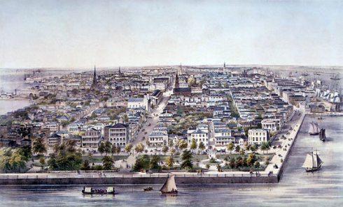 Hill Charleston 1851