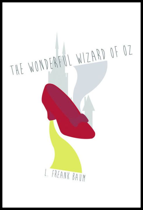 rtc_The+Wonderful+Wizard+of+Oz_Ji+Sug+Kang framed