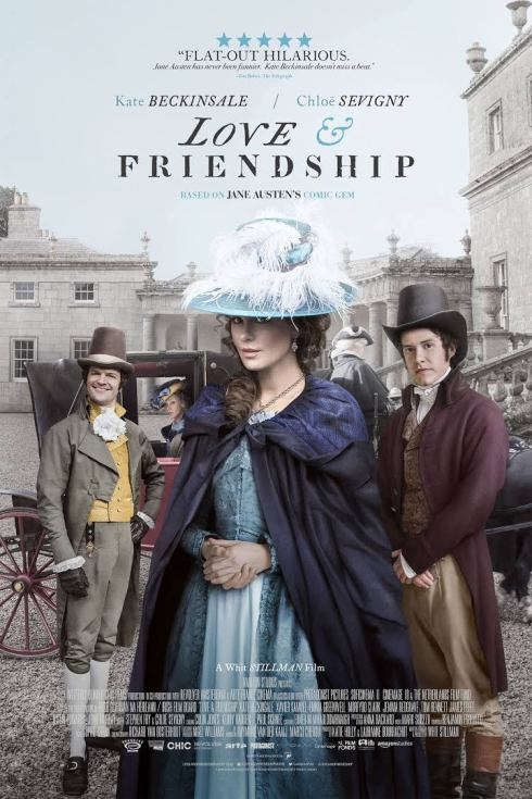 Austen Love & Friendship