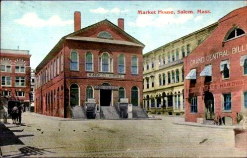 Derby Square Market PC 1910