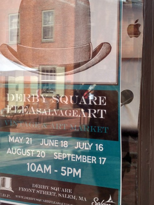 Derby Square Poster