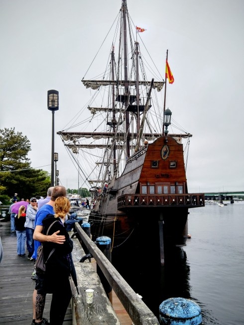 Newburyport Galleon