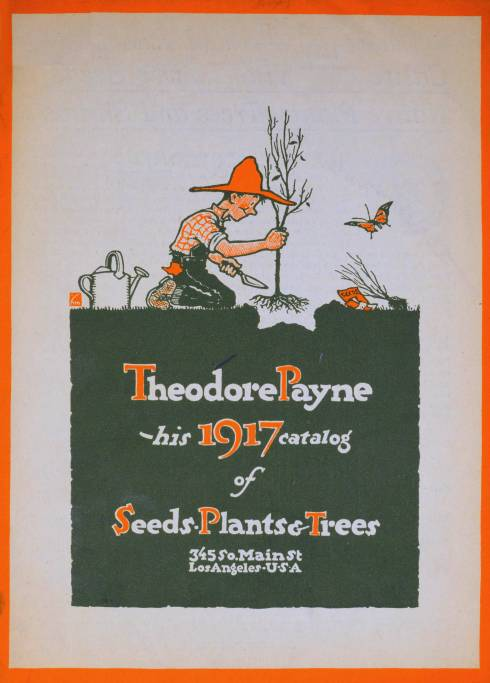 Everything for the Garden Payne 1917