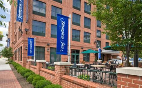 Hampton Inn Baltimore