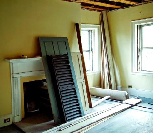 Restoration 3rd floor