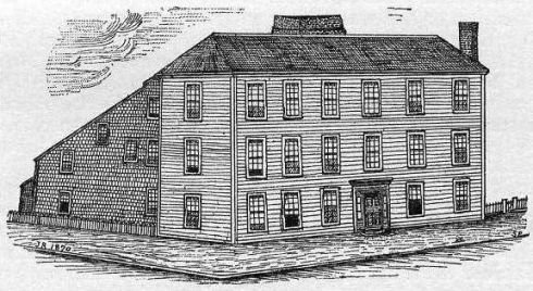 Benjamin Marston House, Salem, Massachusetts