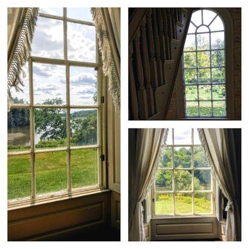 Hamilton House Windows