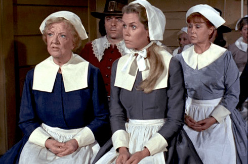 Bewitched Thanksgiving