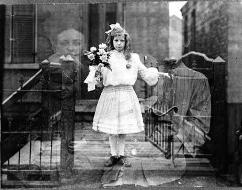 Spirit Photograph 3 LC 1901