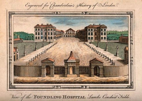 Foundling Hospital London Wellcome
