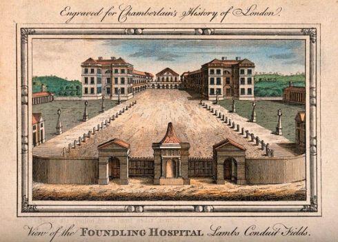 Foundling Hospital London Wellcome