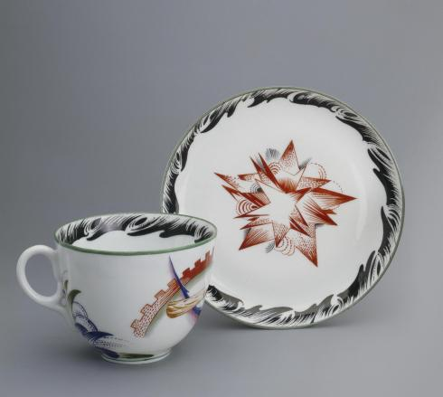 PP Cup and Saucer