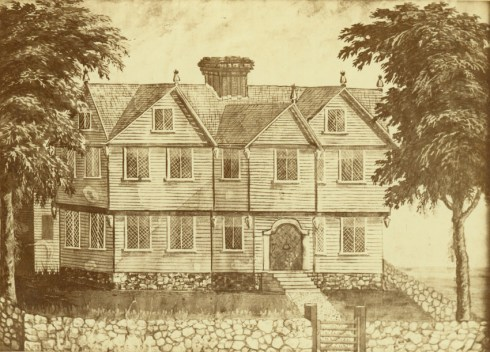 Bradstreet Witch House Bartoll