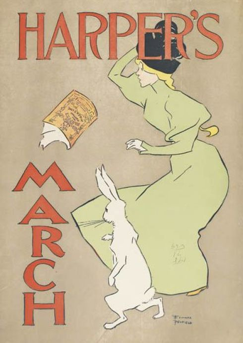 March Harpers 1895