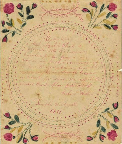 Reward of Merit 1811 2