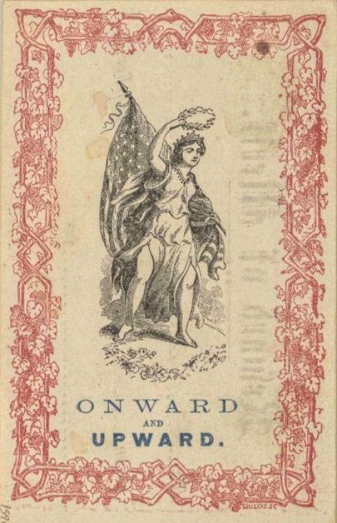 Reward of Merit 1868 Methuen