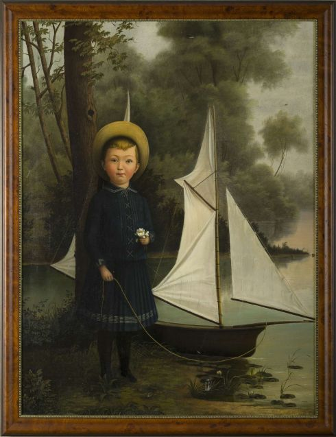 Auction Young Sailor