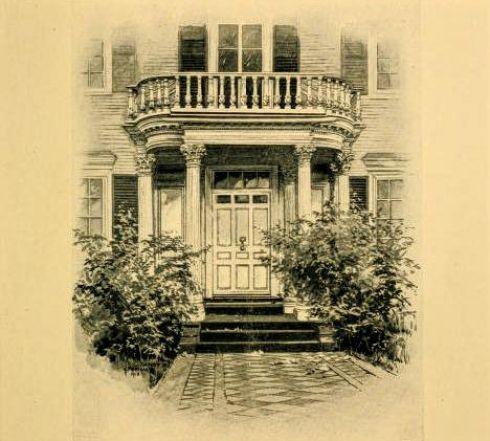 Langdon Door
