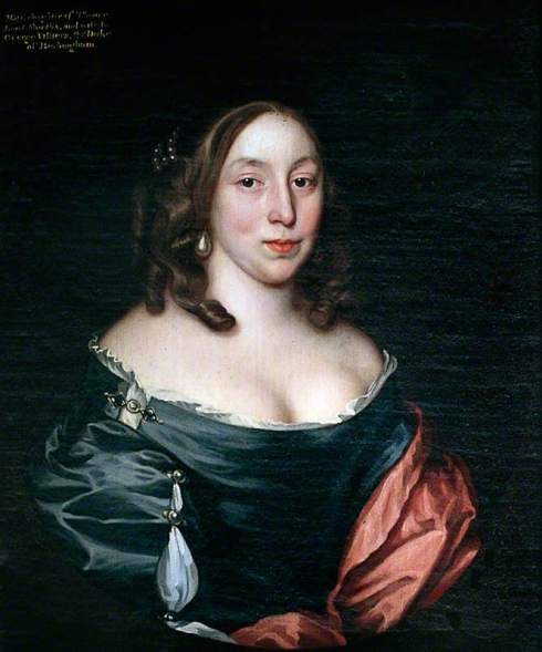 Wright, John Michael, 1617-1694; Mary Fairfax, Duchess of Buckingham