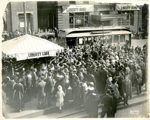 WOrld War I Liberty Loan