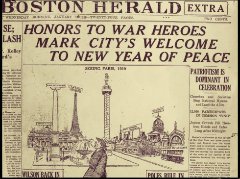 New Year Boston Herald