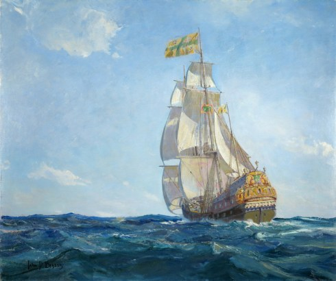 Benson Galleon Vose Galleries