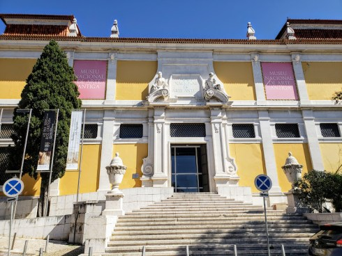 Yellow Lisbon Museum