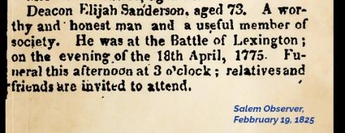 Sanderson Salem Observer Feb 19 1825