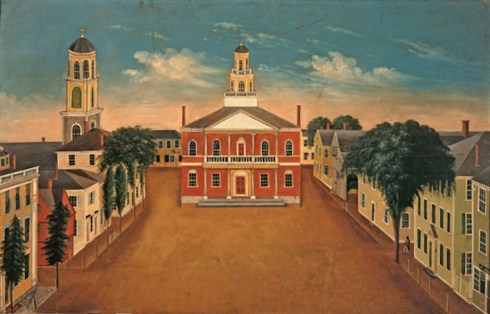 Bancroft Felt Courthouse