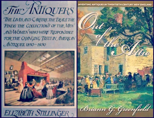Antiques Collage 2