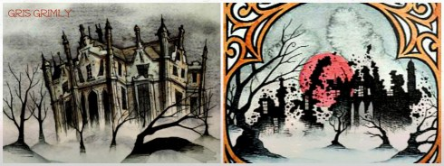 Grimly Collage