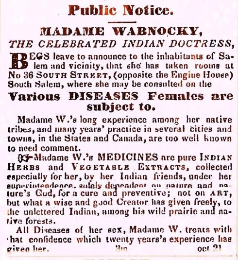 Doctress-Salem_Register_1852-11-08_1
