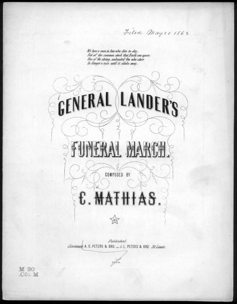 Lander Funeral March