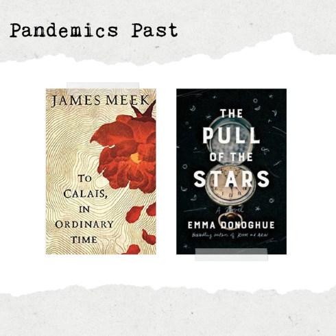 Reading Pandemics