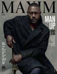 Maxim Cover Marks Another 1st For Idris Elba