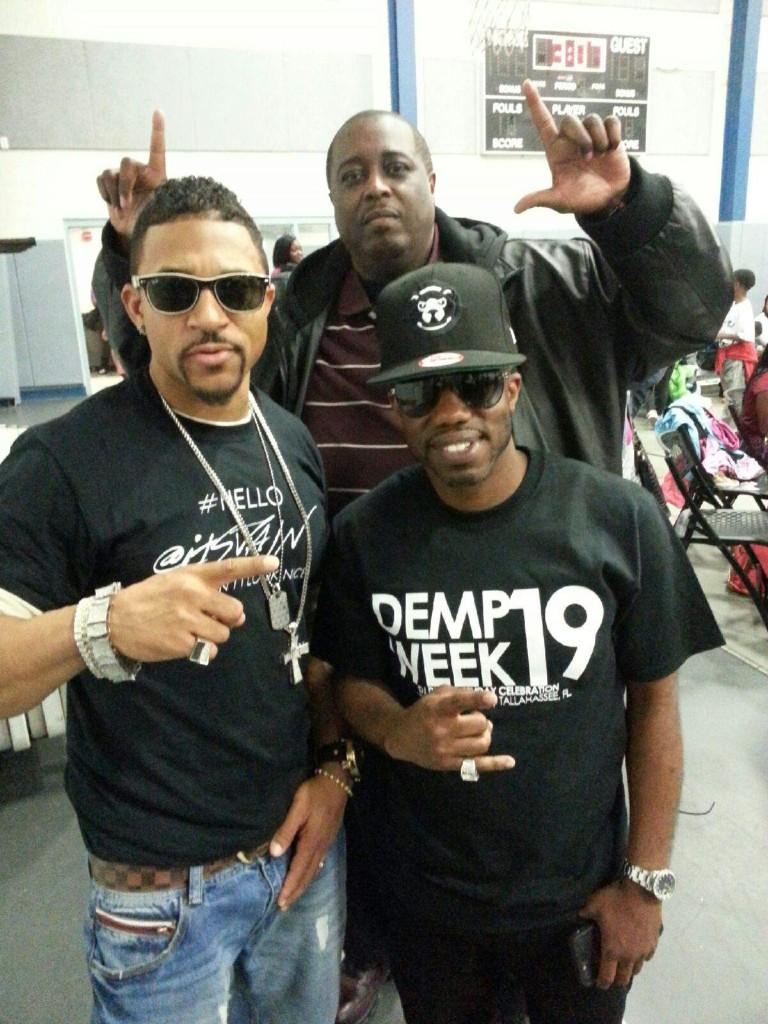 V.A.I.N & DJ Demp