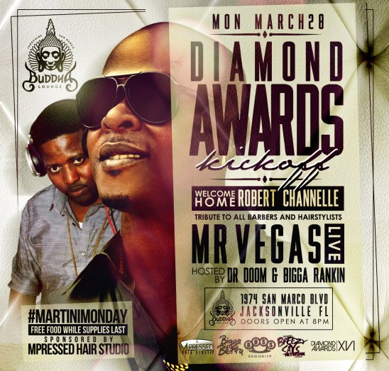 Diamond Awards Mon
