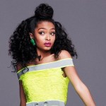 Yara Shahidi Lands Modeling Contract