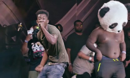 "Desiigner's ""Panda"" Hits No. 1 On Billboard"