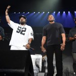 NWA Reunites At Coachella