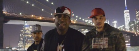 [Video] @ItsVain @St Laz @TonyYayo (G-Unit) 'Monster Bars' Part 3