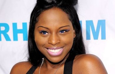 Foxy Brown Claims She Was Robbed