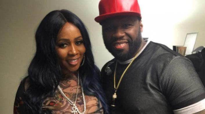 Remy Ma Thanks 50 Cent