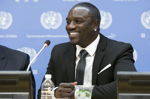 Akon Talks Giving Millions Electricity Akon Talks Giving Millions Electricity