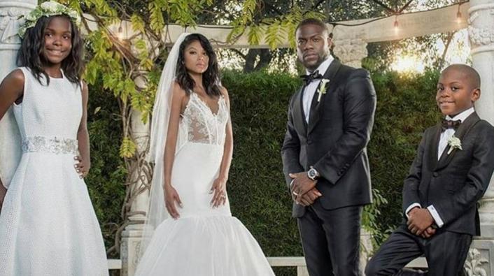 Kevin Hart Marries Eniko Parrish